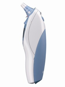 Braun Thermoscan Ear Thermometer with ExacTemp Technology, IRT4520USSM