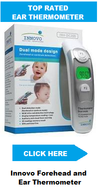 Top Ear Thermometer