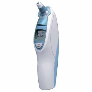 Braun IRT 4520 ThermoScan Ear Thermometer Review