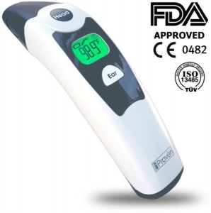 iProven DMT-116A Dual Mode Forehead and Ear Thermometer